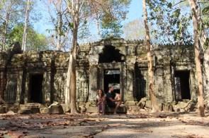 Le temple Ta Nei.