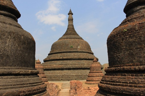 Le stupa géant!