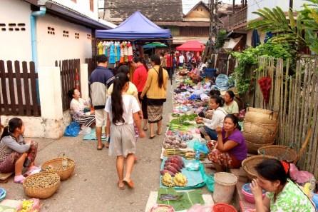 Le marché de nuit