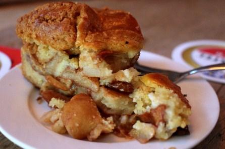 La tarte aux pommes de votre vie!