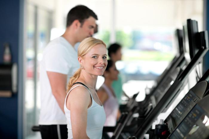 walking salle fitness