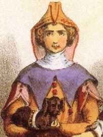 Roi Philippe Et Reine Jeanne : philippe, reine, jeanne, Jeanne, Champagne, Scandale, Nesle, L'envers, L'Histoire