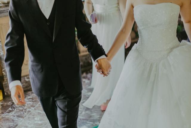unmariage parfait grâce à l'organisatrice de mariage, également appellée wedding planner