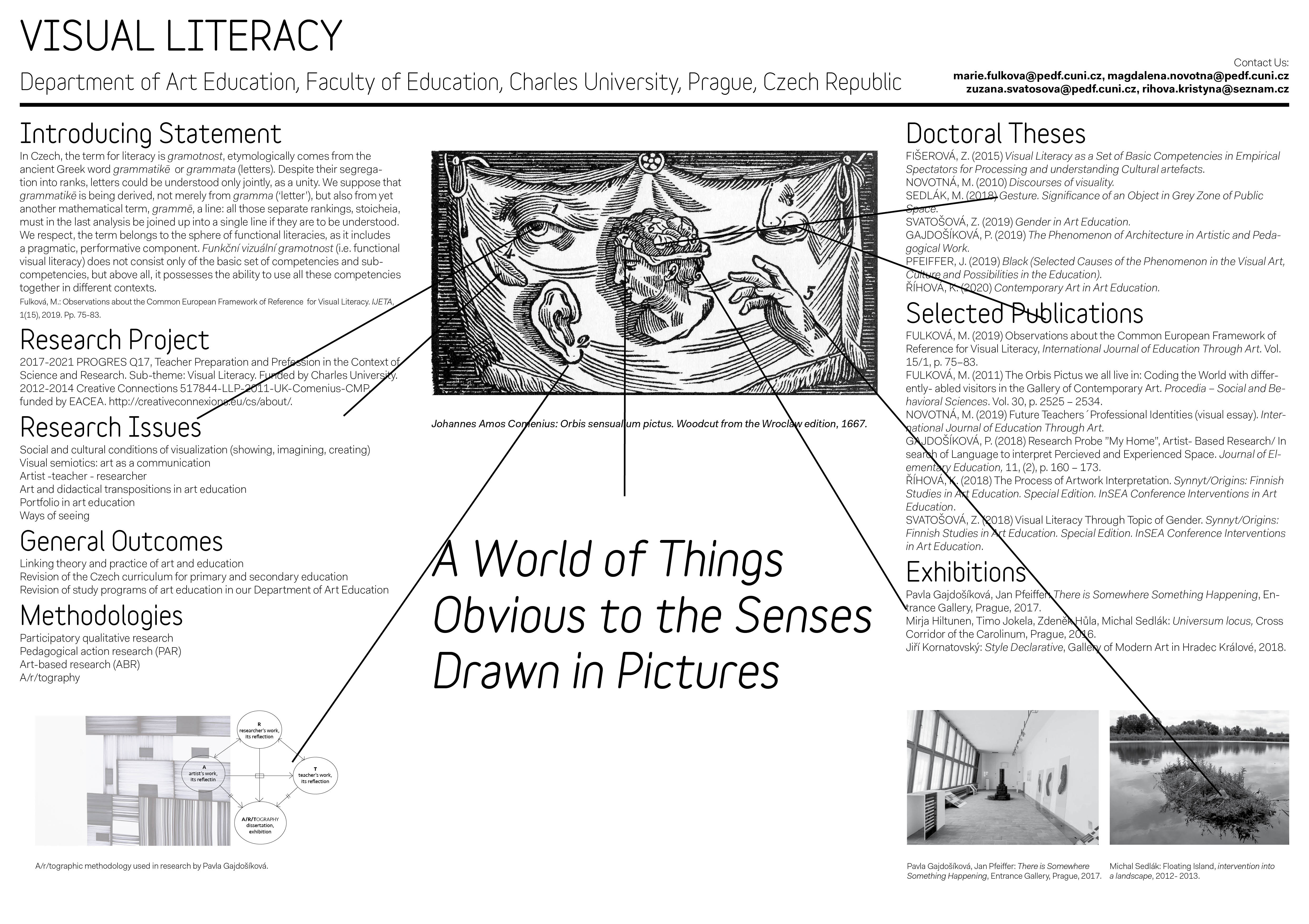 VISUAL LITERACY Department of Art Education, Faculty of