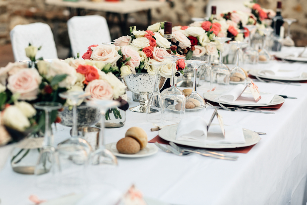 Toronto Catering: 7 Wedding Food Station Ideas