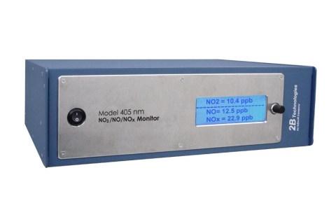 NO<sub>2</sub>/NO/NO<sub>x</sub> MESSGERÄT Modell 405nm
