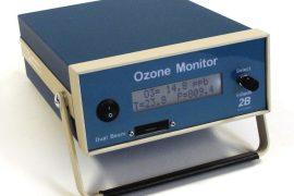 OZONMESSGERÄT Modell 205