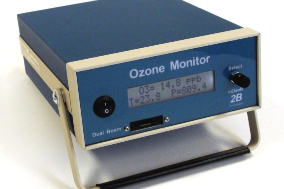 2B Technologies Ozonmonitor 205 mit SD Kartenslot