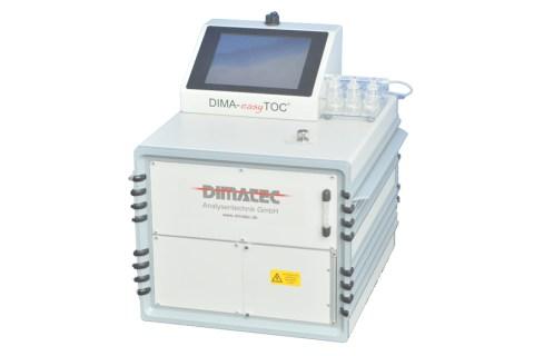 DIMA-easyTOC® – Analysator für TOC und NPOC