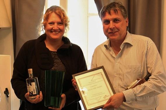 June 2017 — ENVILYSE receives Dekati Sales Award in Finland