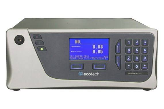 NO2 Messgerät Serinus 60 Ecotech