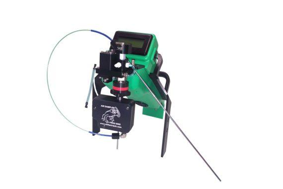 Defiant FROG 5000 Gaschromatograph mit Luftmessung