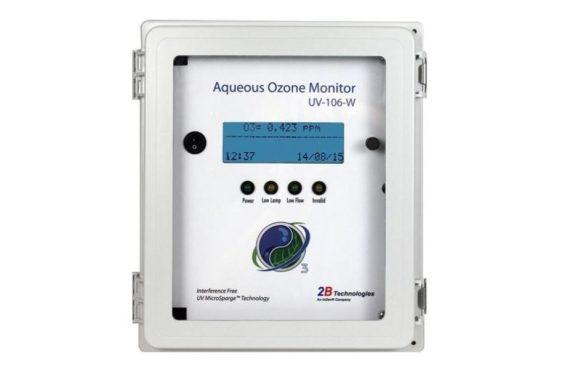 UV-106-W Ozonmonitor zur Messung von Ozon im Wasser