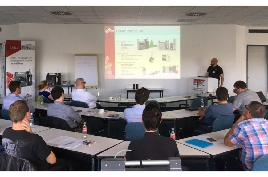 September – ELPI® User Workshop