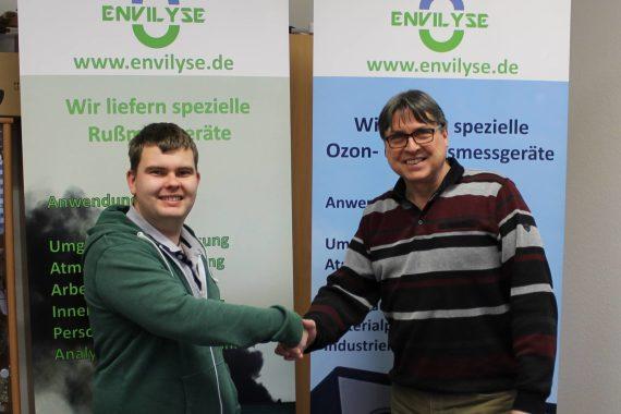 Februar 2019 – ENVILYSE verstärkt sein Service-Team