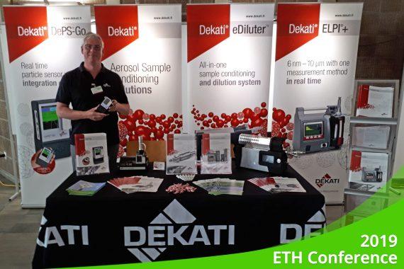 Juni 2019 – ETH-Konferenz, Zürich