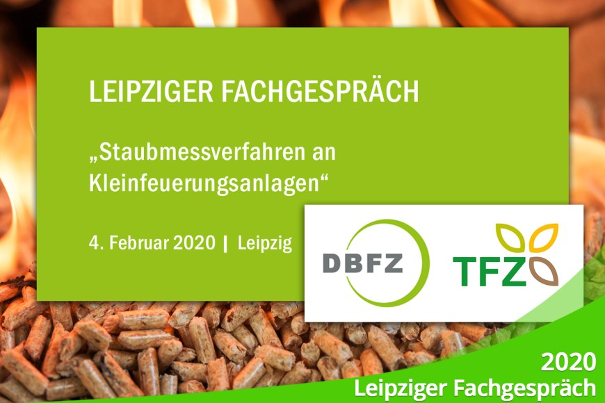 January 2020 – Announcement: Technical discussion in Leipzig