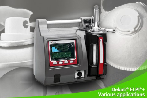 May 2020 – Particle measurement in real-time with the Dekati® ELPI®+