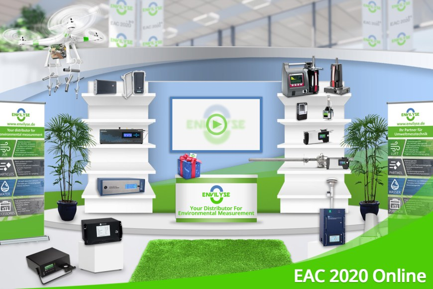September 2020 – European Aerosol Conference 2020 Online