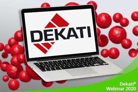 October 2020 – Dekati Webinars