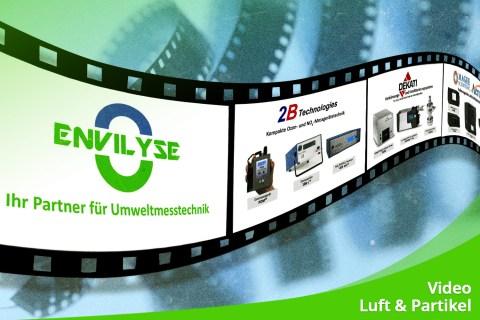 April 2021 – Luft- & Partikelmesstechnik Video-Überblick