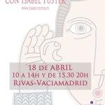 Escucha Activa con Isabel Fuster- 18 de Abril- en Rivas (CONFIRMADO ESPACIO EN RIVAS)