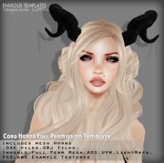 Cora Horns FP