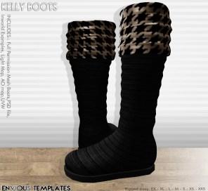 Kelly Boots Vendor