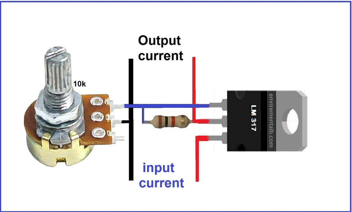 Some Tips To Create Adjustable Voltage Regulator Using 7805 Circuit