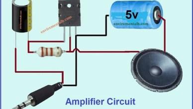 Single Transistor Amplifier