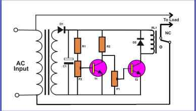 Under and Over voltage Protection Circuits