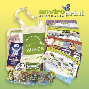 EnviroPrint Australia Easter Bilby Colouring Competition Prize Pack 2021