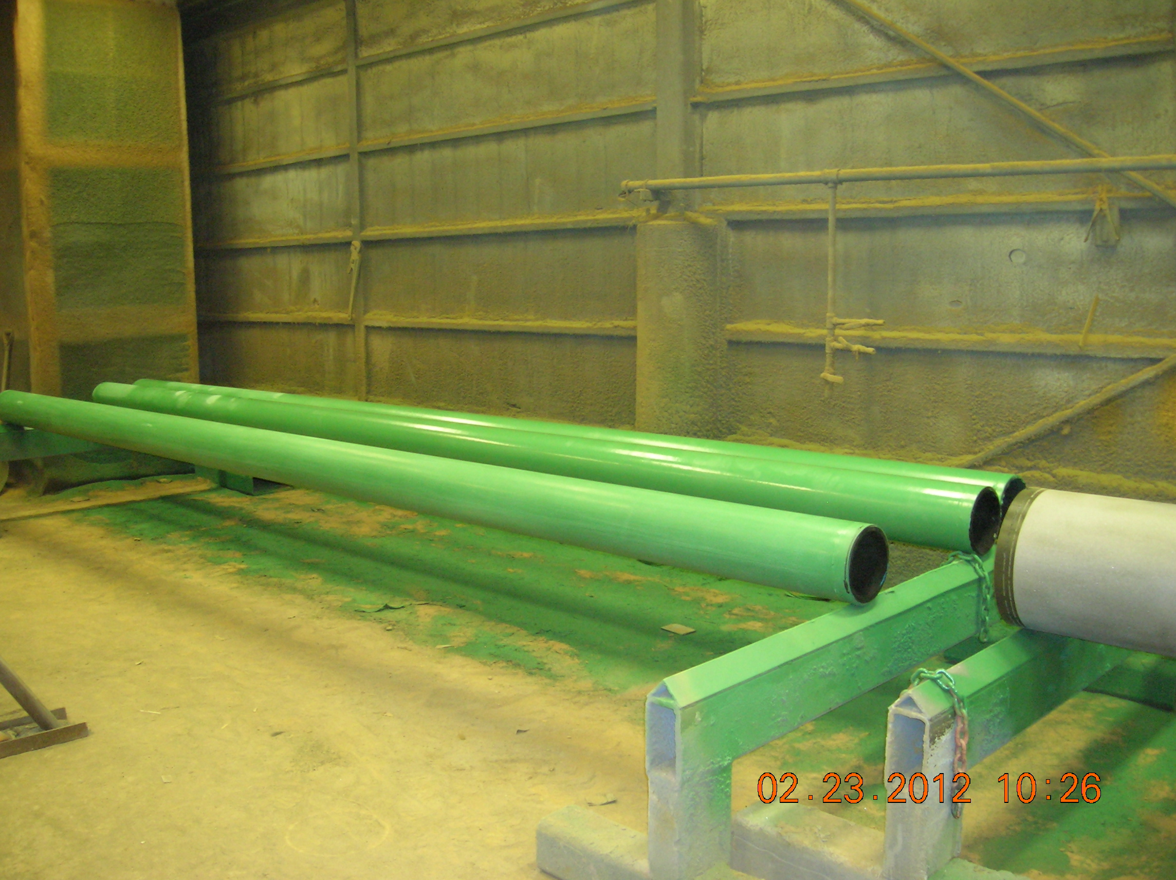 Tips for Selecting an Industrial Equipment Painting Supplier