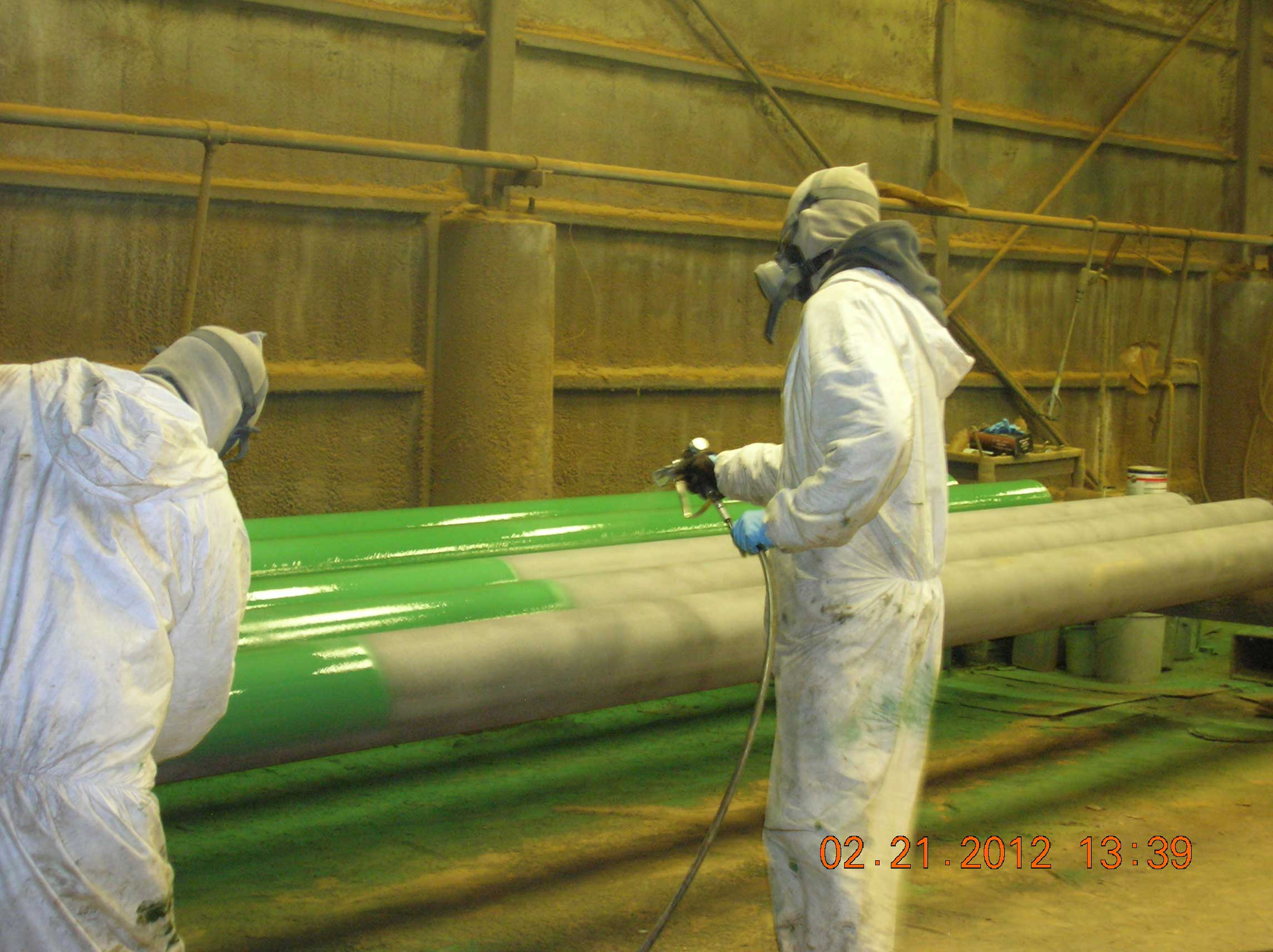 Superior painting and coating services…We've got you covered