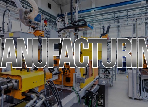 The Top 5 things to watch in the Manufacturing Industry this year
