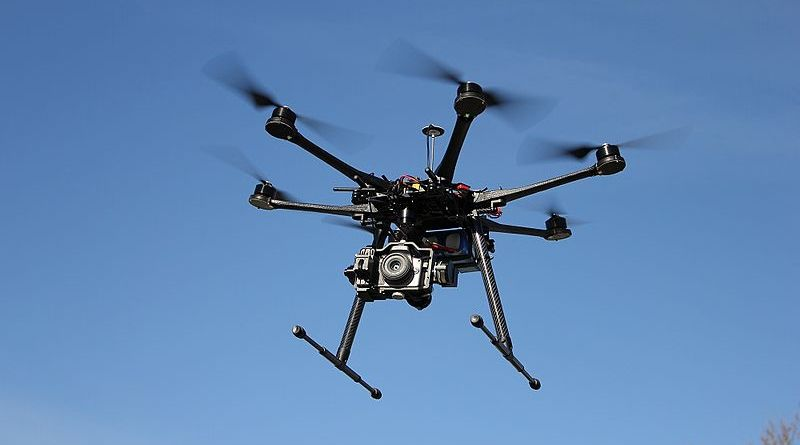 Unmanned air vehicles (UAV) could be the future of air pollution measurements