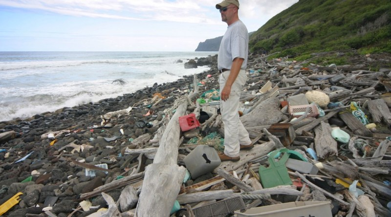 What's the future? Addressing the Global Plastic Pollution Problem through Blockchain Technology
