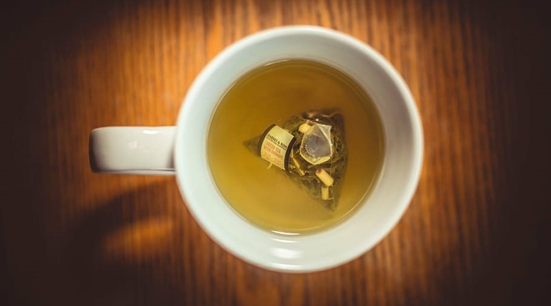 Consult the tea leaves, and you'll find… microplastics!