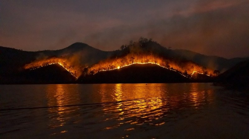 When Fire and Water Collide: Looking to Lakes to Understand Fire's Deep Past