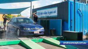 car wash, water recycling, enviroconcepts