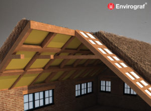 fire protection for roofs