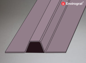 intumescent membrane for roofs