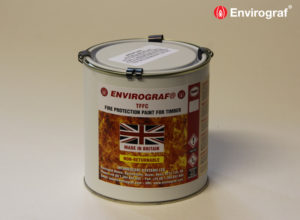timber fireproof paint