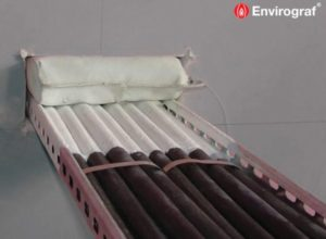 Cable tray pillow