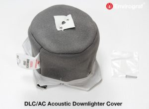 DLC/AC Acoustic Downlighter Cover