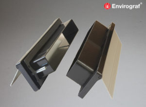 Intumescent letter boxes
