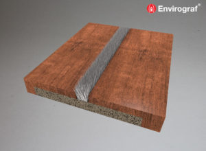 intumescent hardwood door edging