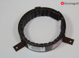 Intumescent WPCS collar