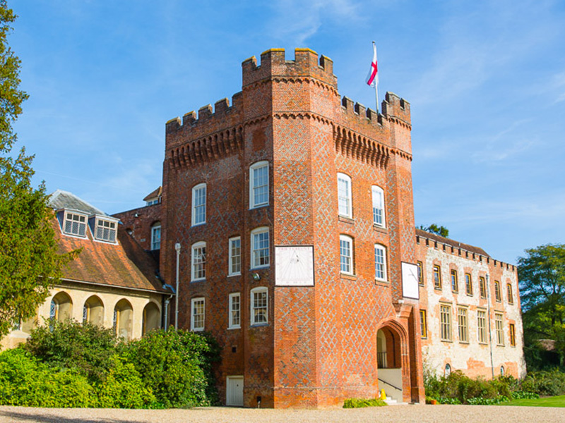 Farnham_Castle_steel_protection