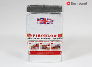 firoblok for plastic trunking